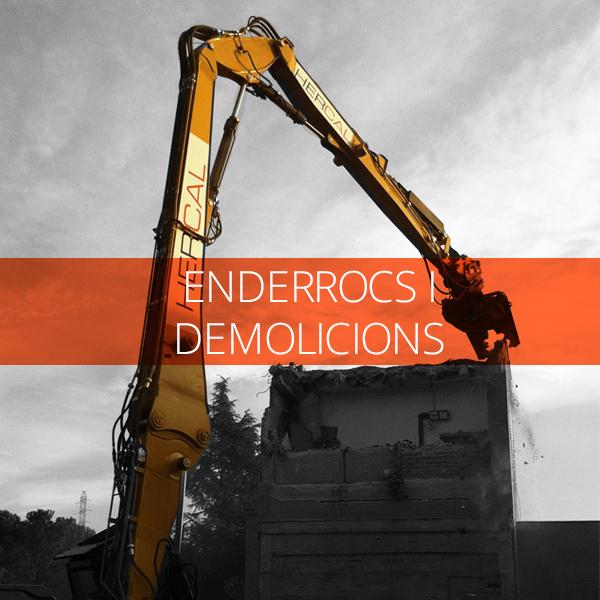Demolicions mecàniques