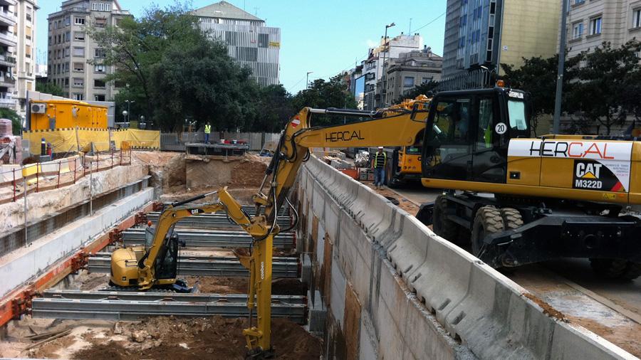 Excavacions i moviment de terres