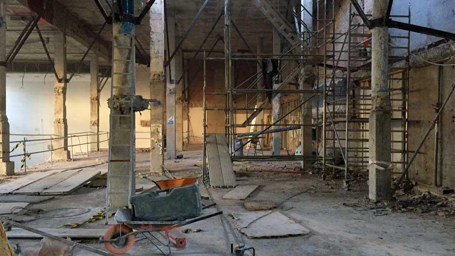 Rehabilitación de edificios Hercal
