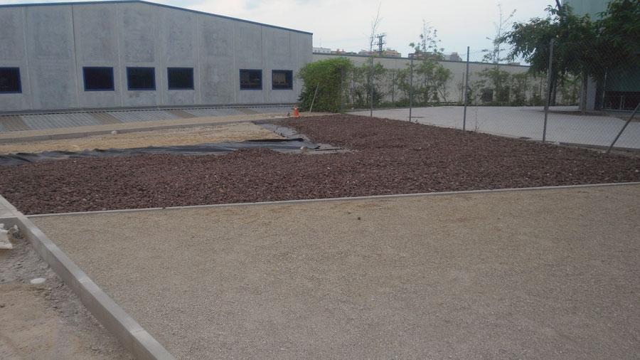 Proyecto de urbanización Hercal para el Ayuntamiento de Rubí
