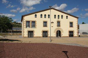 Proyecto de urbanización del entorno de la Masia de Can Serra
