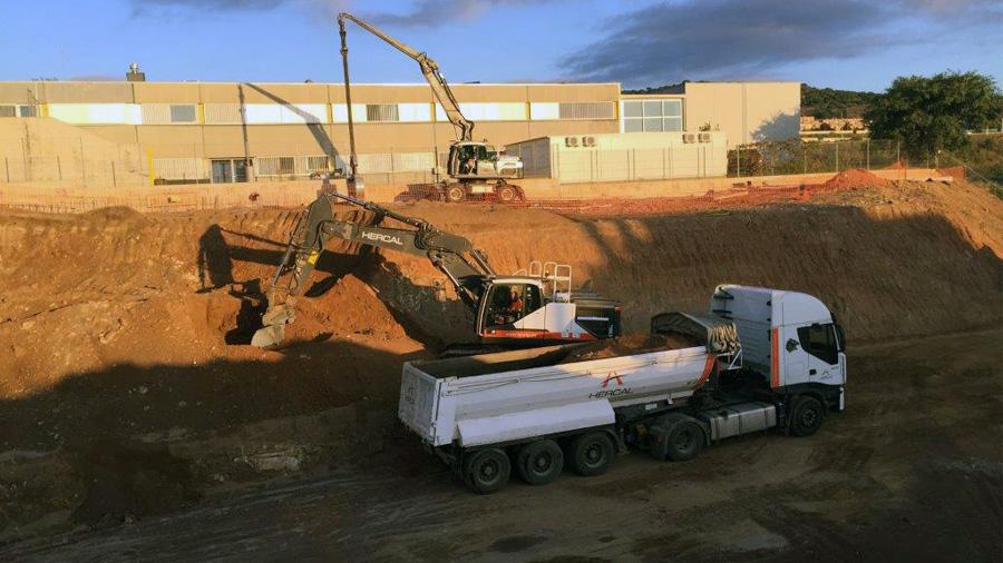 Movimiento de tierras y excavaciones