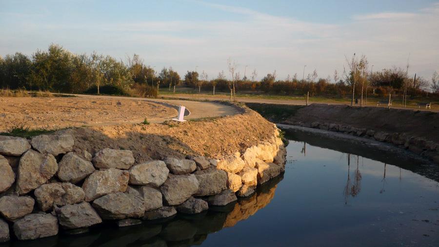 Murs d'escullera Hercal