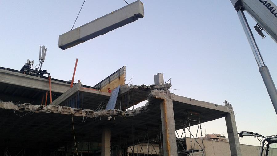 Demolición técnica y mecánica Hercal