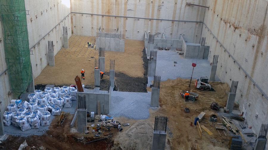 Edificación Hercal: Obra nueva y rehabilitación de edificios