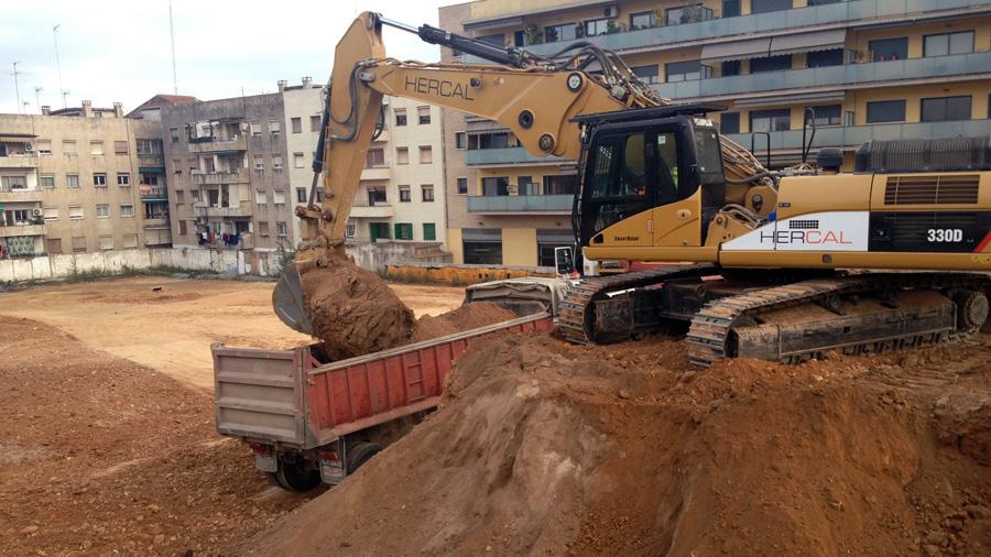Excavacions I Moviment De Terres Hercal