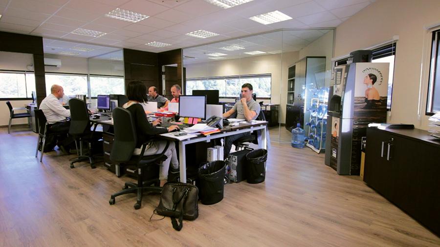 Oficina técnica de proyectos Hercal Diggers