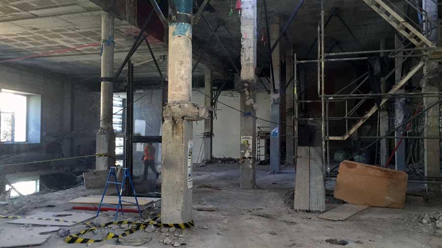 Rehabilitación integral de edificios Hercal