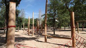 Hercal: Projectes d'obra civil. Fase 1 Parc de Can Zam