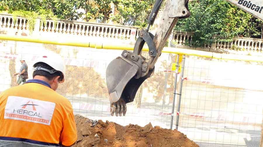 Escavaciones y movimiento de tierras Hercal