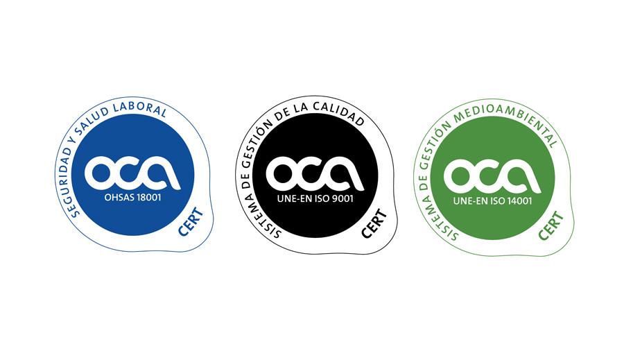Hercal Obtiene Las ISO De Calidad, Gestión Medioambiental Y Seguridad