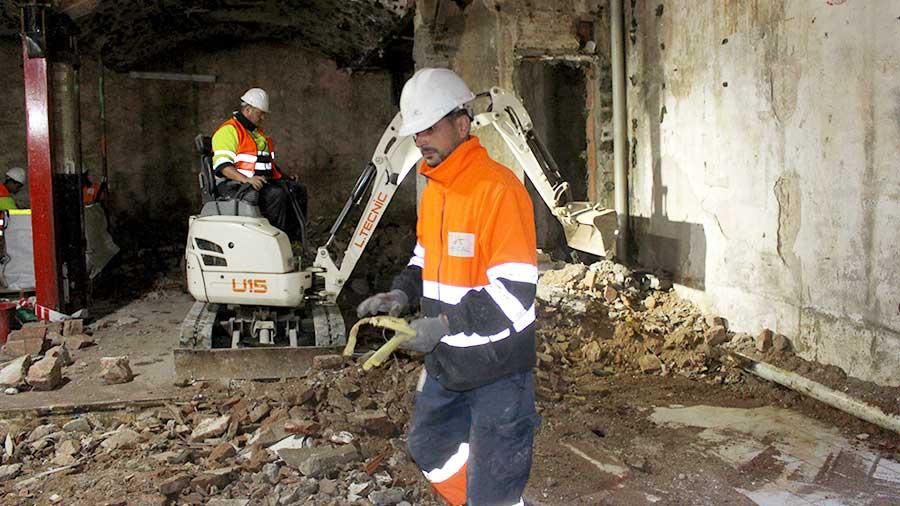 Demolició Mecànica A Barcelona