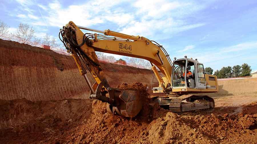 Excavació I Moviment De Terres A Barcelona. Hercal