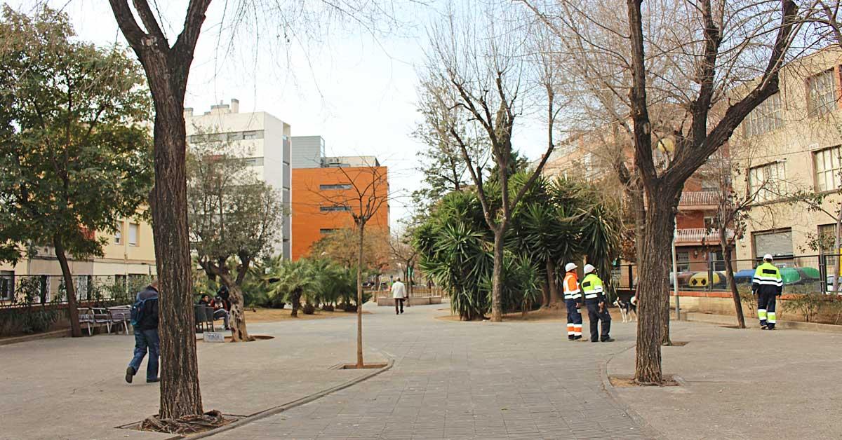 Plaza Baró: Un Ejemplo De Obra Civil Con La Implicación De La Ciudadanía