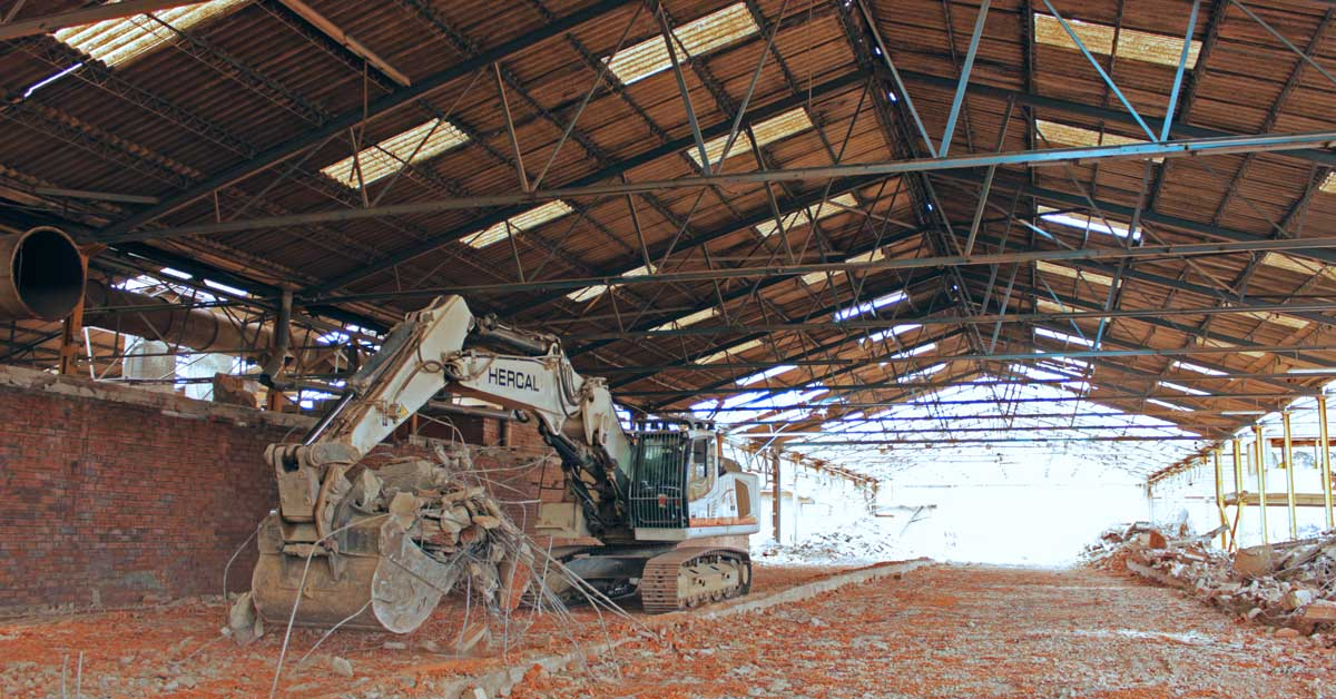 Deconstrucción Bòbila En Cerdanyola