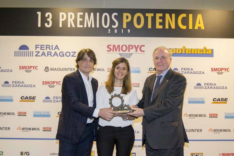 Hercal, Premio Potencia 2019 En La Categoría De Demolición