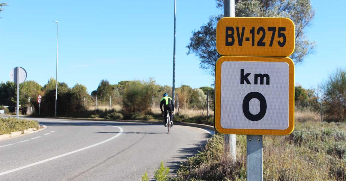 Obras Civiles En Terrassa: Pavimentación De Una Plaza Y Un Itinerario Para Ciclistas Y Peatones